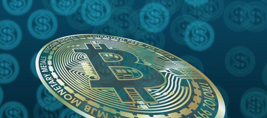 Bitcoin Currency Dollar Money
