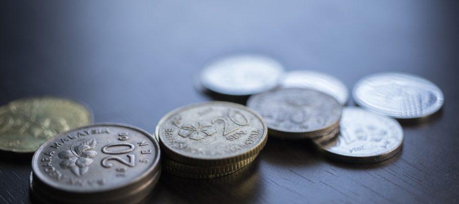 Currency Money Malaysian Sen